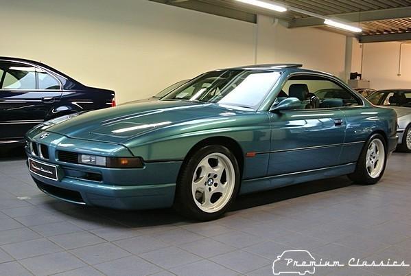 BMW 850 Csi - 35000 km