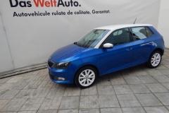 Škoda-Noua-Fabia-Style-1.2-TSI-DSG-albastru-normal-110-PS-Benzina-1