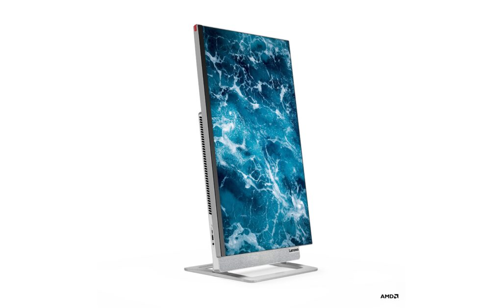 The Lenovo Yoga AIO 7 features a rotating screen and we'd love to see Apple to do something similar with the iMac 2021