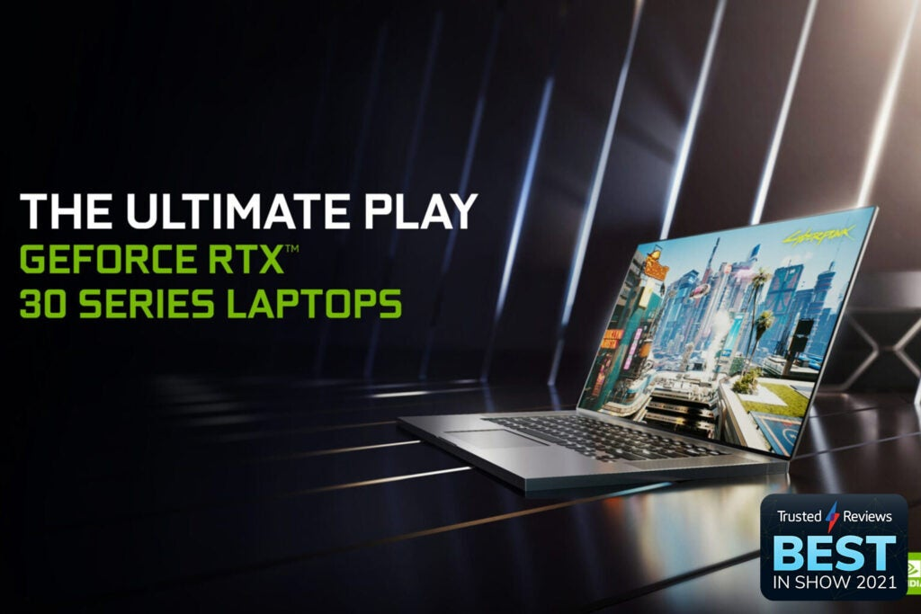 Nvidia's 30-Series GPUs are pushing up the performance for new gaming laptops