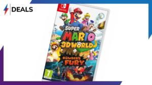 Super Mario 3D World Deal