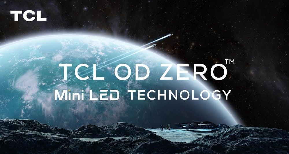 TCL OD Zero Mini LED TVs 2021