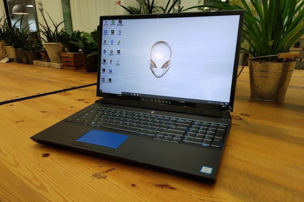 Best desktop-replacement laptop - Alienware Area 51m