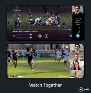 BT Sport Watch Together