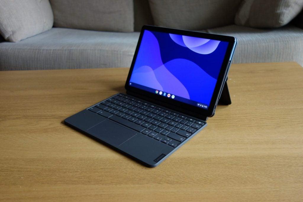 Lenovo Chromebook Duet - Best Chromebook