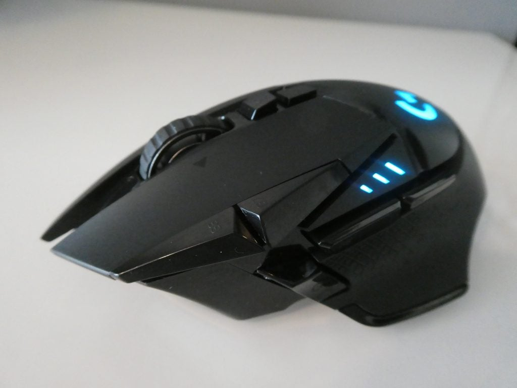 Logitech G502 Lightspeed - Best Gaming Mouse