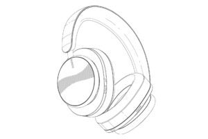 Sonos headphone patent design