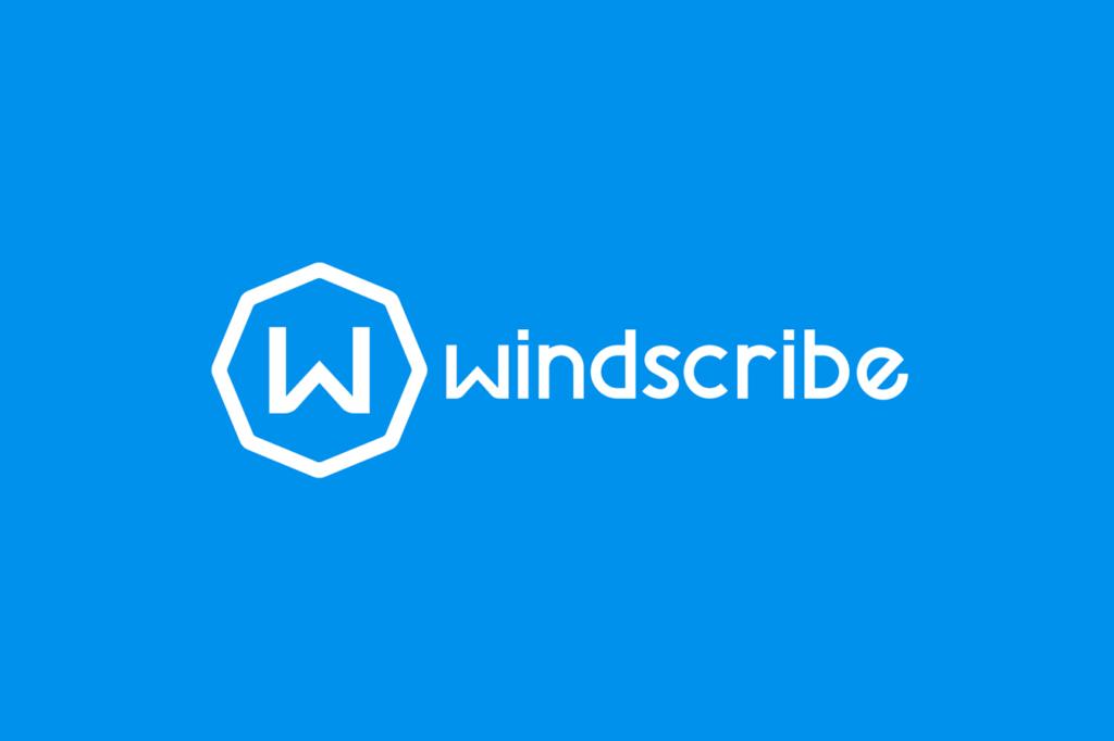 Windscribe - best free vpn