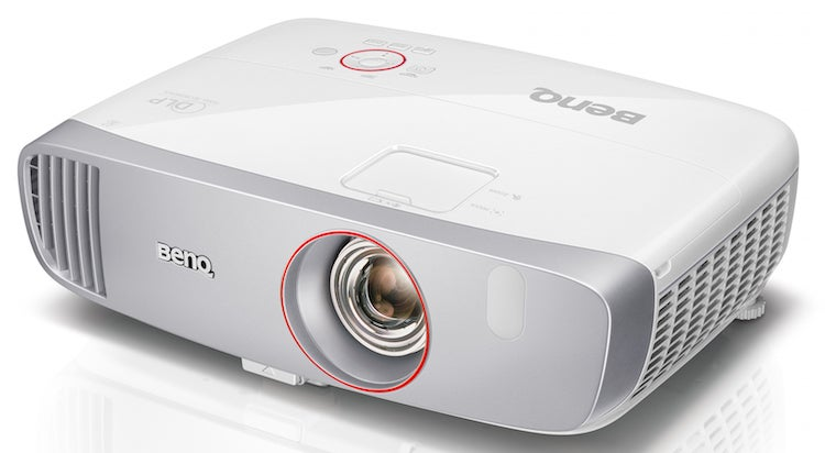 Best Projectors: BenQ W1210ST