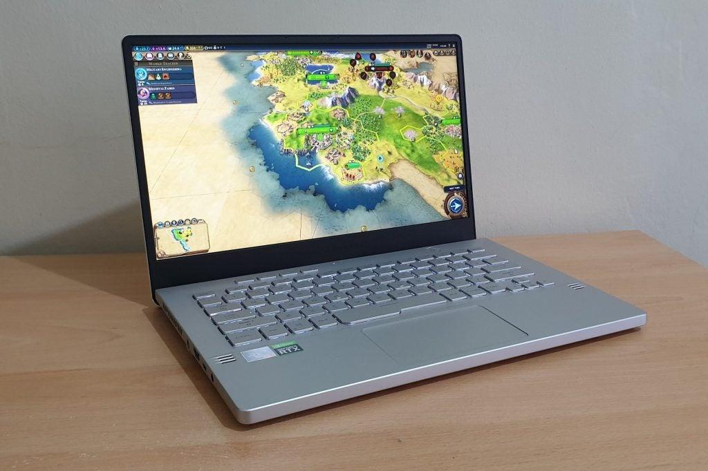 Asus ROG Zephyrus G14 Best Student laptop