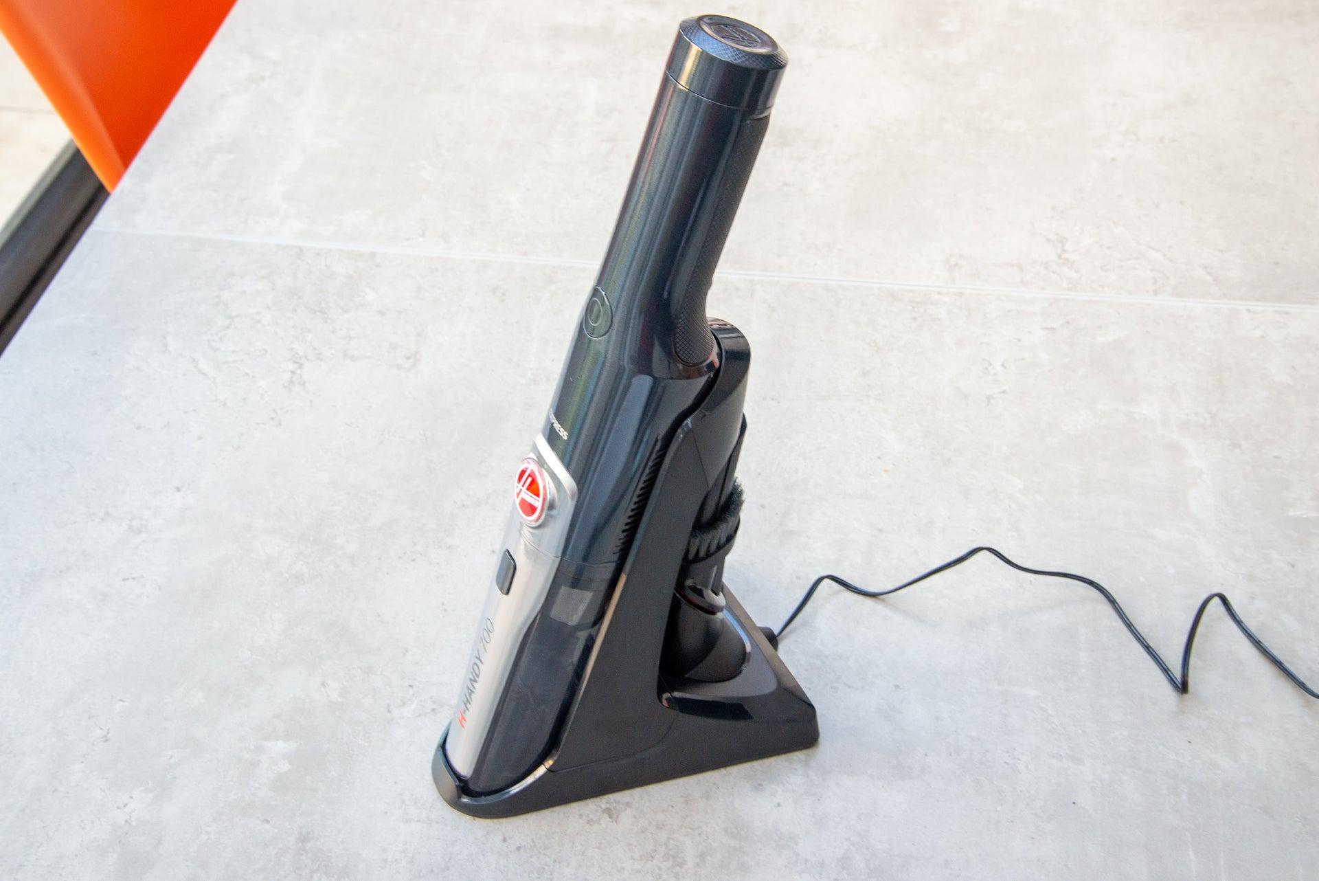 The best handheld vacuum is the Hoover H-Handy 700