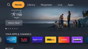 Fire TV for Auto
