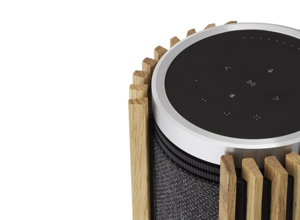 Bang & Olufsen Beolab 28 interface