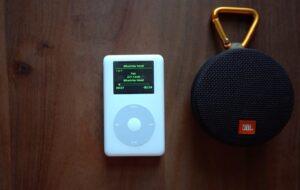 sPot iPod Classic Wi-Fi Spotify