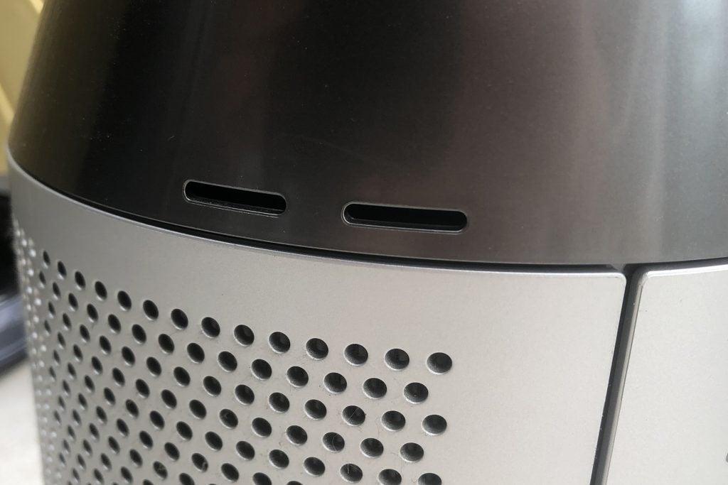 Dyson Fan sensor ports