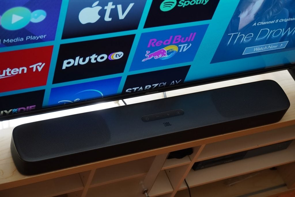 JBL Bar 5.0 MultiBeam with TV