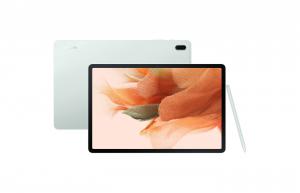Samsung Galaxy Tab S7 FE in Green