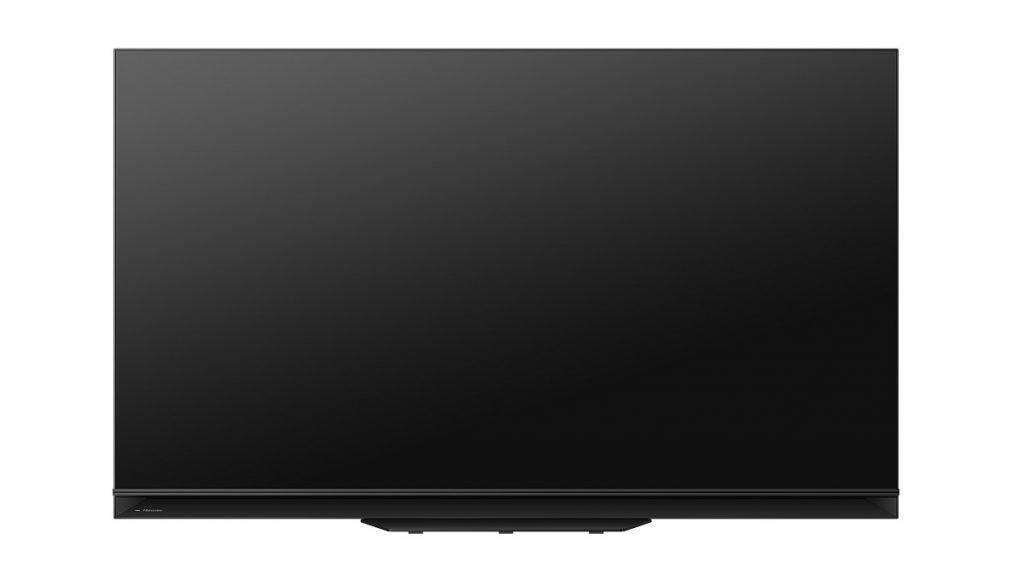 Press image of Hisense U9G Mini-LED TV