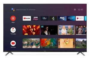 Sharp 65DN3EA TV with Android 9.0
