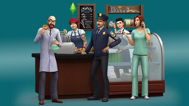 The Sims 4 - Steam Summer Sales 2021