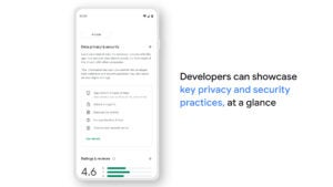 Google Play Safety Labels
