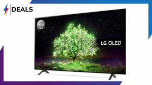 A £100 discount on the new LG A1 OLED TV