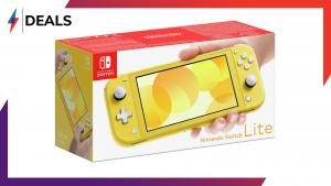 Nintendo Switch Lite Deal