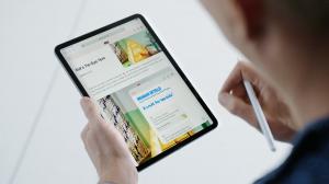 iPadOS 15 Quick Notes