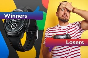 TicWatch reigns triumphant while a new advert system is coming to gaming consoles