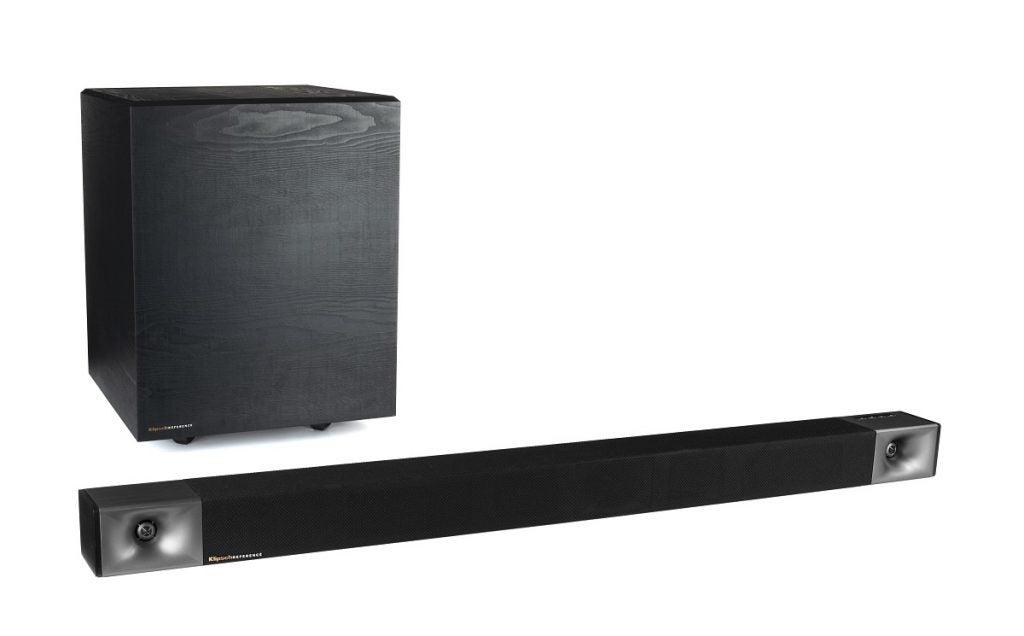 Klipsch Cinema 600 sound bar system