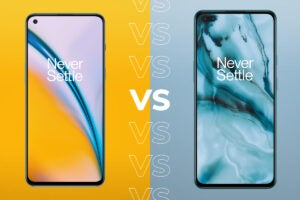 OnePlus Nord 2 vs OnePlus Nord