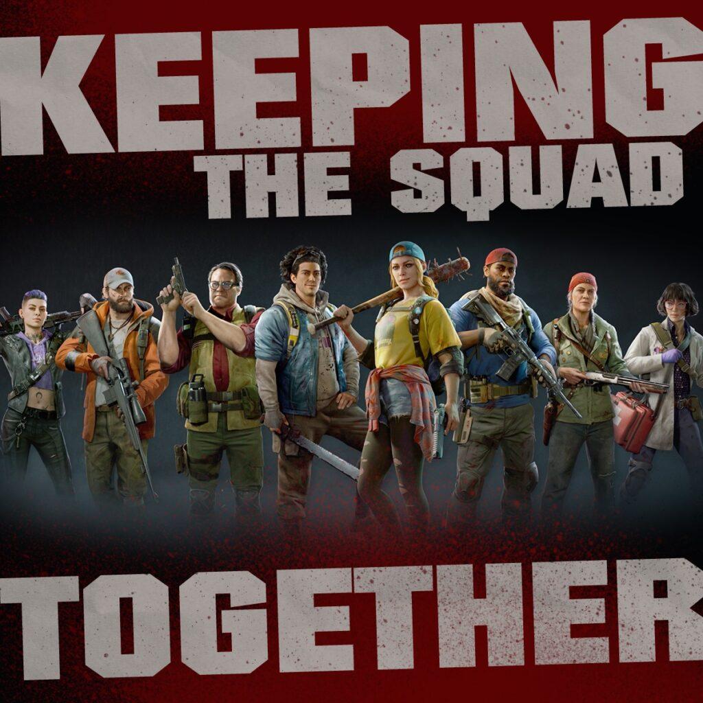 Back 4 Blood Squad