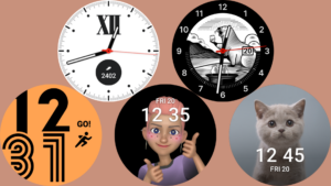 The best and worst watch faces from the Galaxy Watch 4