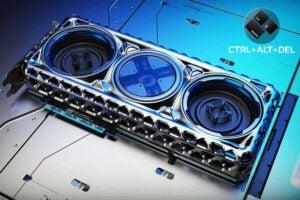 Ctrl+Alt+Del Intel XeSS