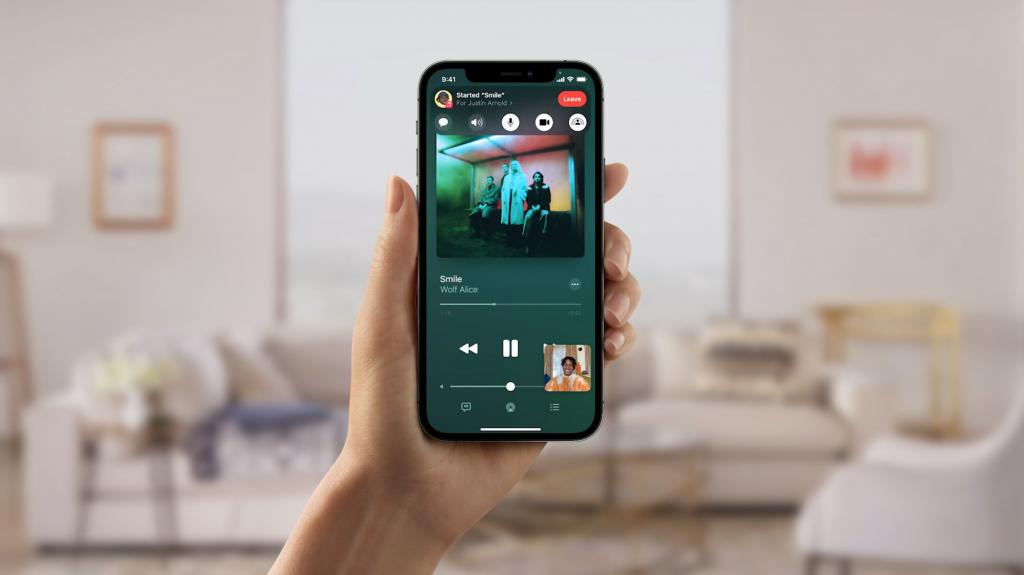 Facetime-Shareplay-Music