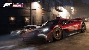 Mercedes Forza Horizon 5