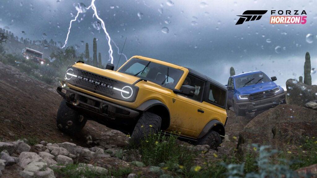 Ford Bronco Forza Horizon 5