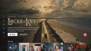 Freesat 4K TV Recorder Netflix