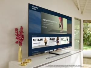 Samsung TV Health