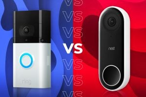 Nest Hello vs Ring Video Doorbell 3 Plus