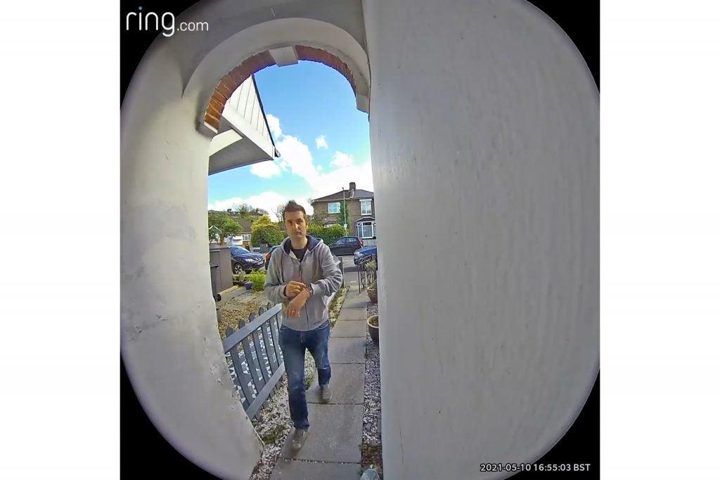 Ring Video Doorbell Pro 2 - Daylight sample