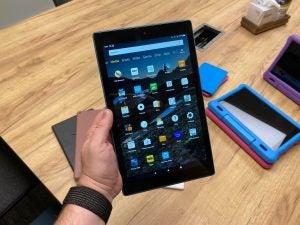 Amazon Fire Kindle