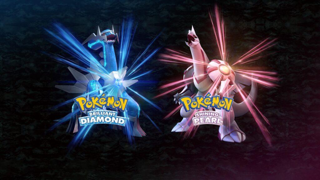 Pokemon Brilliant Diamond and Shining Pearl