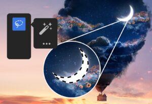 Adobe Magic Wand Photoshop on iPad