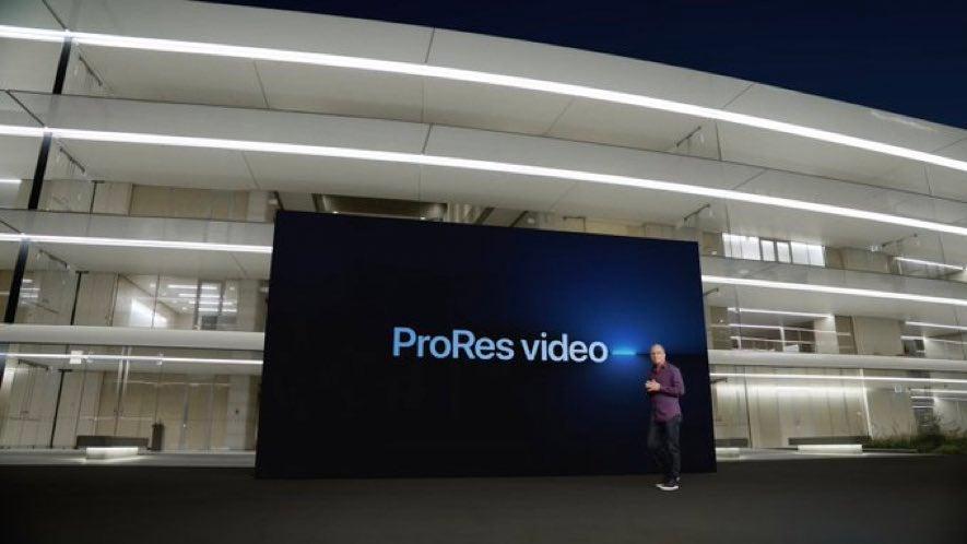 iPhone 13 ProRes