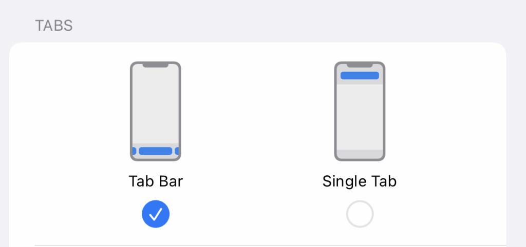 iOS 15 Safari Bar How To