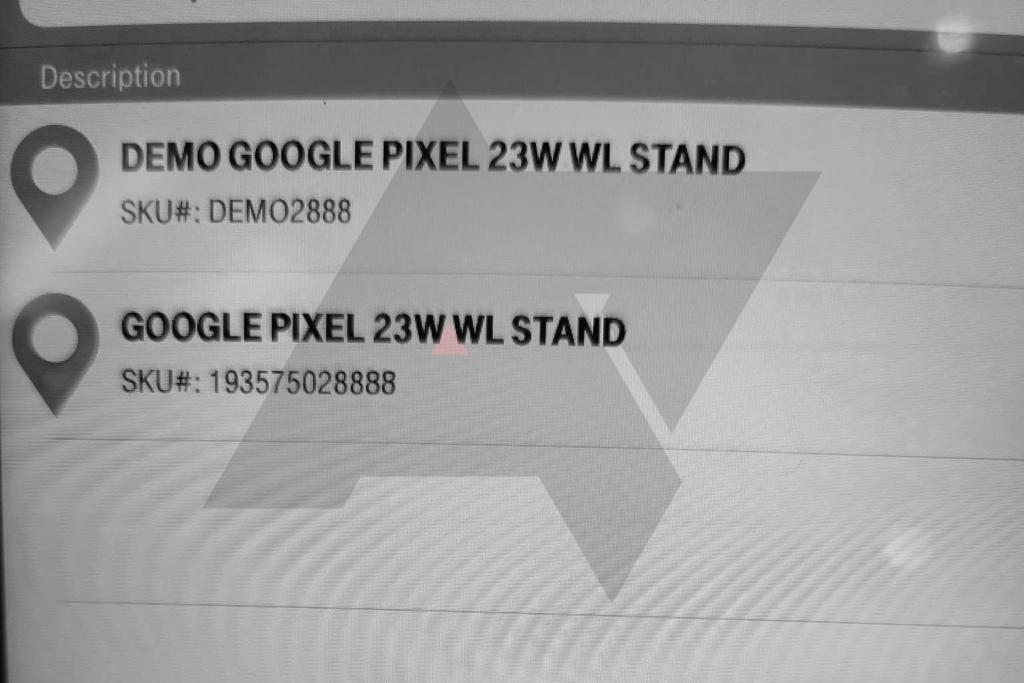 Pixel-Stand-23W leak