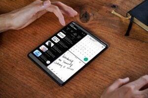 Samsung Galaxy Z Fold 3 (3) multi window