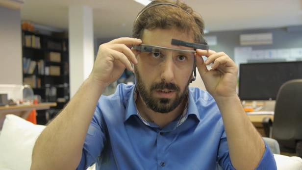 MindRDR uses thought control with Google Glass