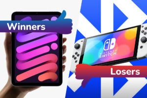 Winners and Losers Apple and Nintendo